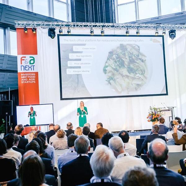 F&A Next 2018 presents; Wageningen University & Research Insights