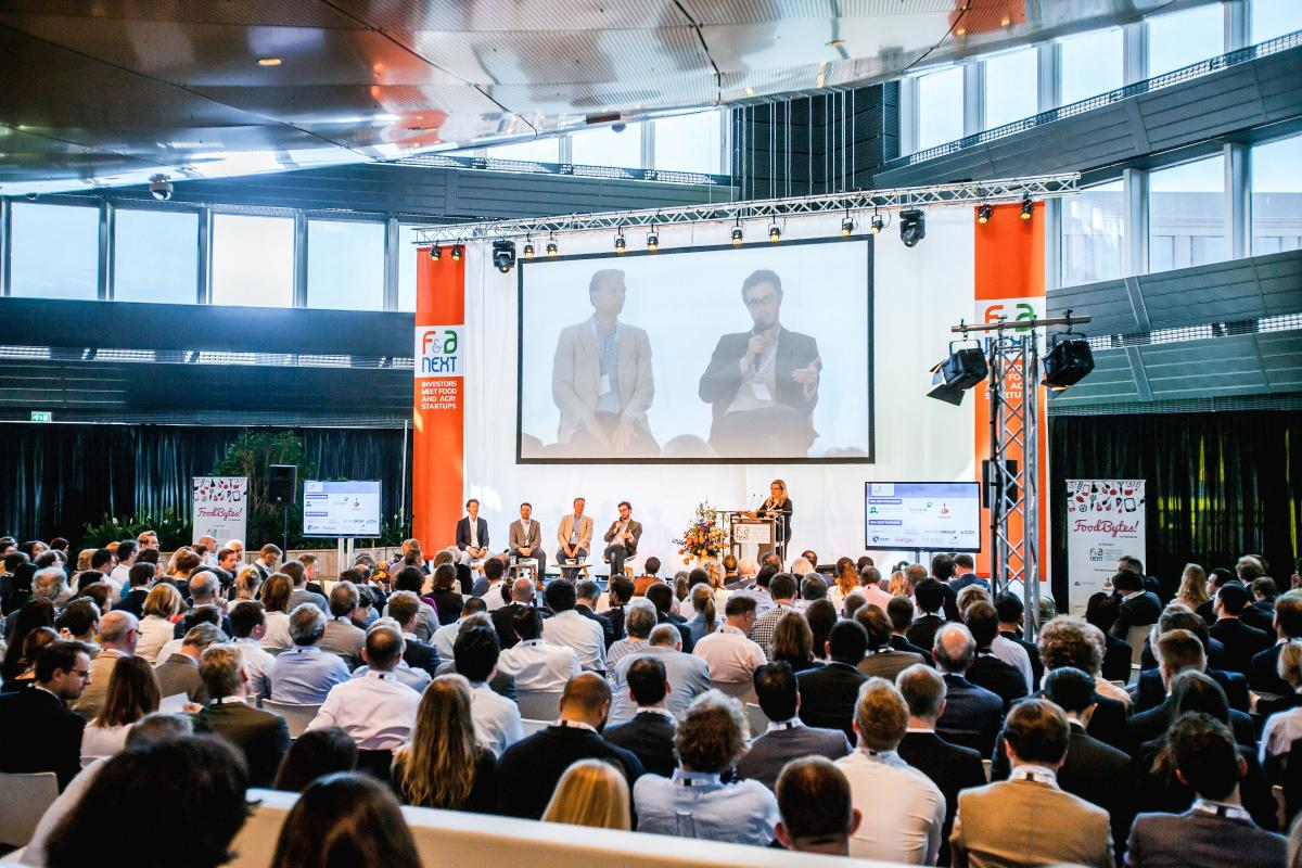 Pitched at F&A Next 2017