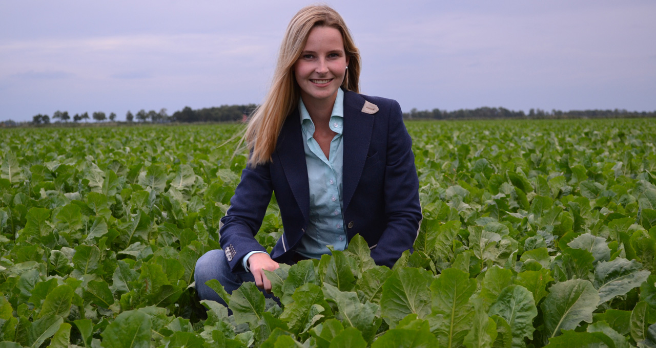 Podcast Iris Bouwers, European Council of Young Farmers