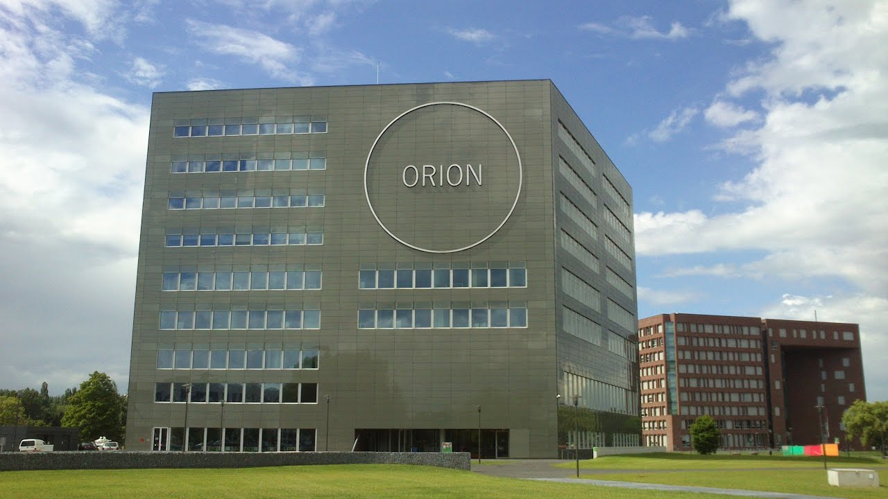Orion Building on Wageningen Campus