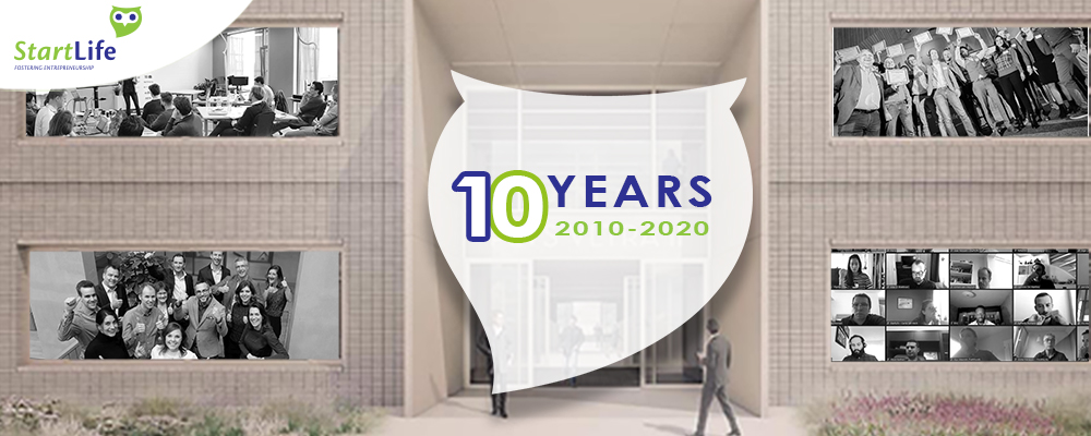 StartLife Celebrates 10-year Jubilee
